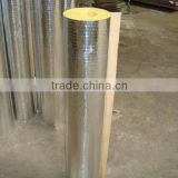 Alu Foil Faced Glass Wool Pipe Insulation Materials