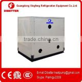 DBT-21GS,House heating&Cooling water source heat pump, Geothermal heat pump(21kw,CE approved)