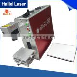 Hailei Factory marking machine 20W tube marking machine manufacturers laser cutter machine