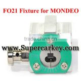 Best price Ford modeo fo21 clamp for X6 key cutting machine