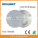 China made good price easy install Epistar 2835 smd AC retrofit led board driverless round square linear type available