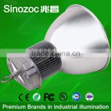 Sinozoc Hot sale high efficiency AC85-265V fins heat sink industrial led high bay light 100w 120w 150w 200watt