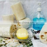 Natural loofah kitchen cleaning wash sponge