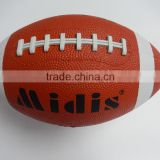 Hot sale #1 #3 #6 #9 American football for summer holiday