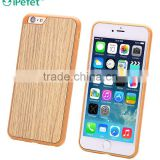 Real nature marble phone case, TPU marble wooden case for iPhone 6/6P                                                                         Quality Choice