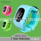witmood 2016 GPS tracking device q50 kids gsm gps smart watch                                                                         Quality Choice