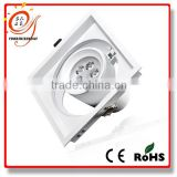 reasonable price 3 years warranty CE/RoHS approved factory wholesales recessed downlight made in china facotry price