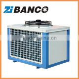 Fruit refreshing, food refrigeration, ice cream cold storage room air cooled condensing unit