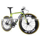 2016 Cheap carbon bicycle track frame complete track bike fixed gear bike