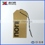 Wholesale high quality craft paper hangtag                                                                                                         Supplier's Choice