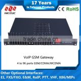 12 Months Warranty!! NICEUC 16 port 16 channel 64 sims gsm gateway gsm modem sim bank voip internet call
