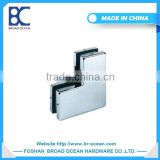 china alibaba glass door patch fitting hinge clamp /stainless steel glass door clamp (DL-036)