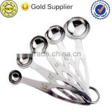 Hottest selling cheap price stainless steel measuring cups and spoon                                                                         Quality Choice