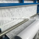 OEM cartoon graffiti 1.52x30m,children use erasable whiteboard film