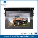 "19"" digital lcd bus tv monitor"
