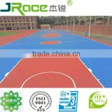 colorful outdoor portable basketball court sports flooring                                                                         Quality Choice