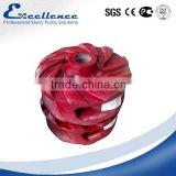 Wholesale Low Price High Quality Abrasion Resistance Slurry Pump Impeller For Abrasive Slurry