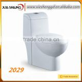 Best selling toilet sanitary ware siphonic one piece toilet bathroom accessories water closet toilet
