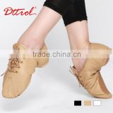 D004715 Dttrol wholesale buy shoes direct from china lace up leather jazz dance Shoes