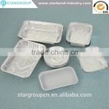 Disposable Aluminum Foil Pie pan, round aluminum foil cake pan
