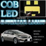 Vehicle Specific COB Interior Light Kit for Toyota Corolla Axio 140 Series