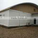 China professional manufacturer a-frame house kit