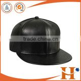 2016 high quality fashion base ball caps leather adjustable hat
