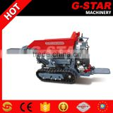 BY800 farming and gardening equipment mini crawler tractor