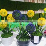 Wholesale Fashion Beautiful artificial dandelion flower Artificial Dandelions with Led Light