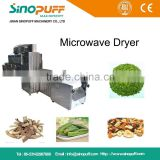 Cassava Chips, snack tunnel drying machine/tunnel microwave oven/belt microwave dryer