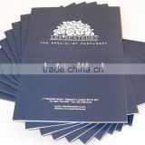 Instant Off-set Varnishing Business Catalogue Printing