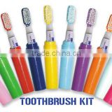 New Dental Hygiene Oral Kit for Travel