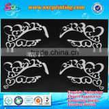 Wholesale party eyes dress crystal tattoo eye gems stickers