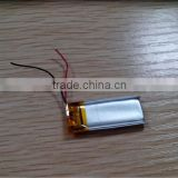 036989 3mm thickness ultra thin lithium ion polymer battery 2400mah 3.7v small li-po battery