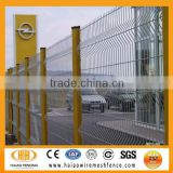 2014 high-quality popular square wire mesh fence manufacturer