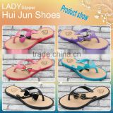 china factory direct wholesale slippers , summer beach sandal slipper ,women bathroom slippers