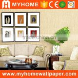 Modern design good sale high quality waterproof latest design wall decoration pvc wallpaper
