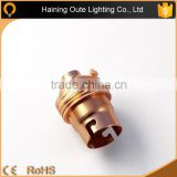 E26/E27 Vintage bronze color Lamp holder/Retro pendant light edison holder lamp/ DIY lamp accessories with chain