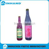 EN71,CE ,Eco-friendly Fashion colorful pvc inflatable beer bottle for kids toy