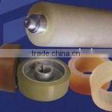 Polyurethane roller and wheel