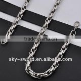neck chains for men stainless steel wholesale (VN10009)