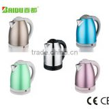 OEM New Arrival Electrical Appliance Color Coating Stainless Steel Electric Thermo Pot kettle for milk tea coffee