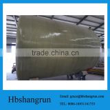 FRP fiberglass water Storage Tanks for various liquids