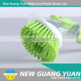 Hot Sale Liquid Soap Round Sofa Long Handle Cleaning Brush