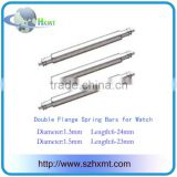 Double Flange Spring Bars for Watch