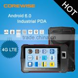 Corewise ruggedized tablets and phones with RFID reader fingerprint sensor barcode scanner