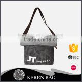 Famous Brand Wrinkleproof black draw string bag colors cotton