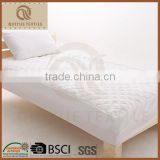 Fashionable White Silk Mattress Cover Manufactured in China