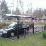 double car canopy