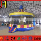 Inflatable toys, bungee trampoline, inflatable Oblique Trojan